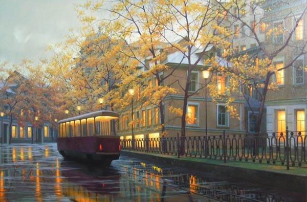 رسومات أشبه ماتكون حقيقة autumn_glow.jpg