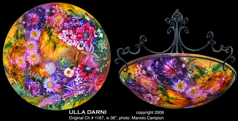 Visions fine art gallery sedona arizona chandelier 1167 by ulla chandelier 1167 by ulla darni aloadofball Choice Image