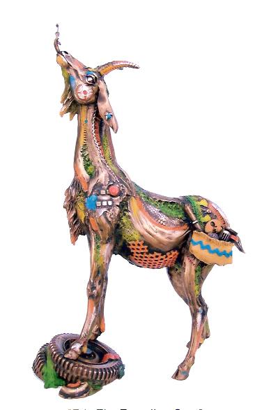 Nano Lopez Sculpture