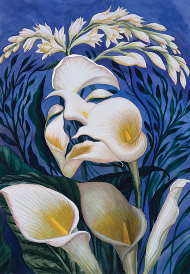 Ecstasy of the Lilies